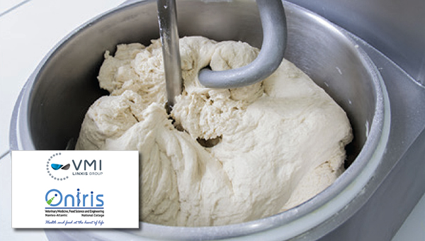 VMI-Oniris - Controlling bread dough formation through mixer's geometry