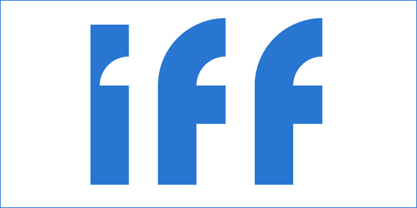 IFF launched a fresh brand identity on 1st February that is intended to help the Company move forward into a new phase